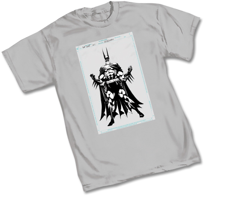 BATMAN: RAW III T-Shirt by Kelley Jones