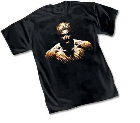 AQUAMAN II T-Shirt by Dean Parsons • L/A