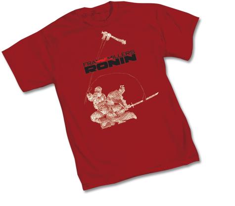RONIN T-Shirt by Frank Miller • L/A