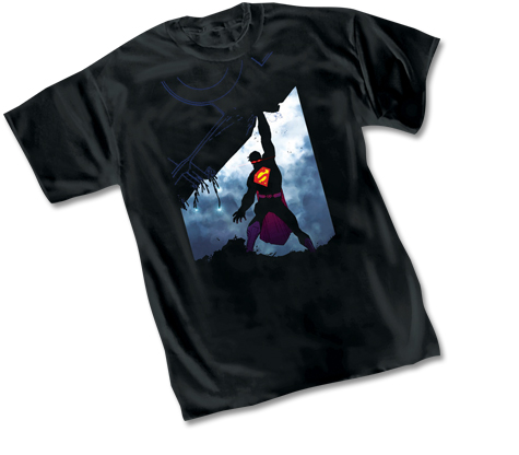 SUPERMAN: POWER T-Shirt by John Romita, Jr • L/A