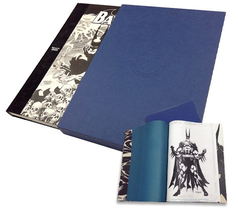 BATMAN: KELLEY JONES Signed Edition