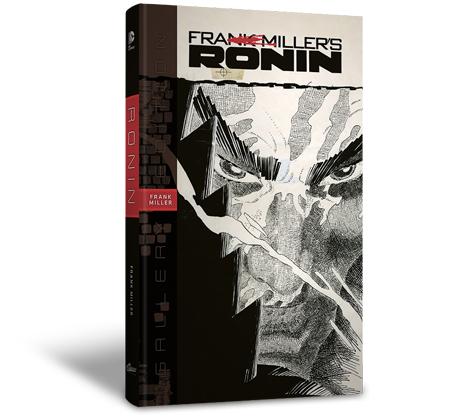 FRANK MILLER'S RONIN Variant Edition