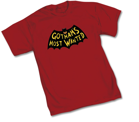 GOTHAM'S MOST WANTED T-Shirt