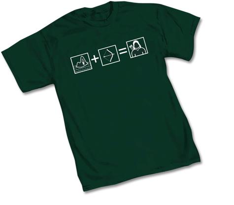 ARROW:EQUATION T-Shirt