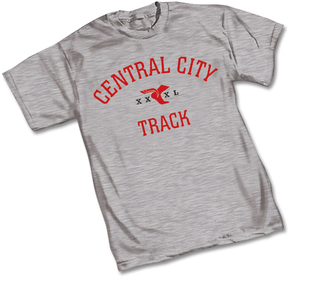 CENTRAL CITY TRACK II T-Shirt