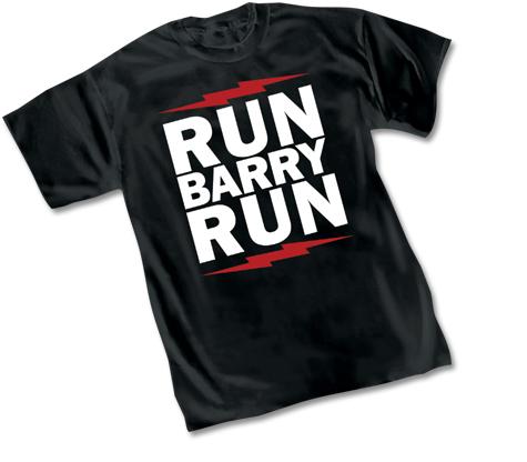 RUN BARRYRUN T-Shirt