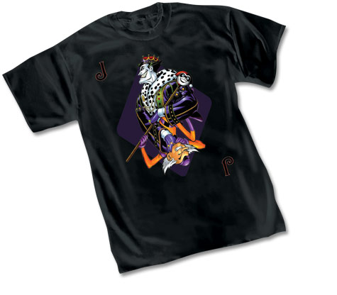 JOKERS T-Shirt by Ed McGuiness