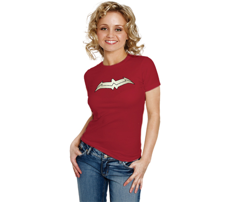 WONDER WOMAN 52 SYMBOL Women's Tee