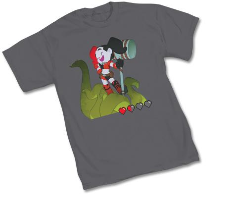 HARLEYQUINN:SLIME T-Shirt
