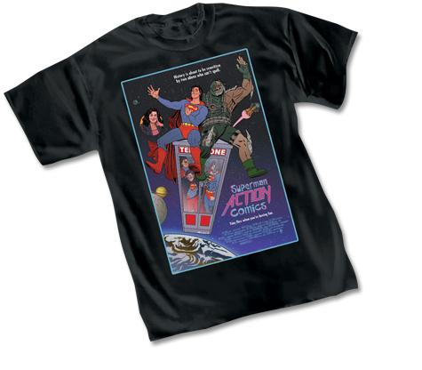 SUPERMAN: B&T T-Shirt
