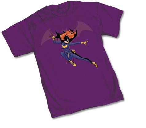 BATGIRL:ATTITUDE T-Shirt by Babs Tarr • L/A