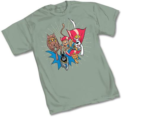 SUPER-PETS II T-Shirt by J.Bone