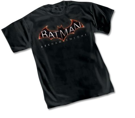 BATMAN:ARKHAMKNIGHTLOGO T-Shirt