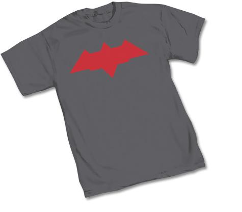 ARKHAM KNIGHT: RED HOOD SYMBOL T-Shirt • L/A