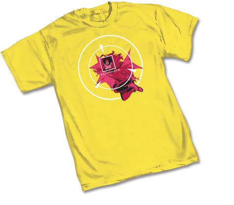 BATGIRL: ELIMINATE T-Shirt