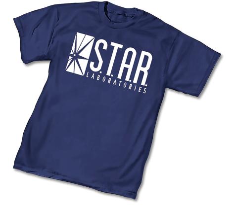 STARLABORATORIES-NAVY T-Shirt