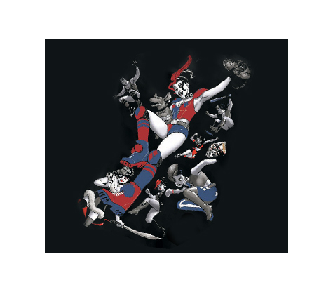 DC YOU: HARLEY QUINN Women's Tee