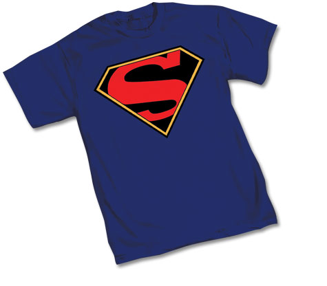 Superman T Shirts Symbols And Logos