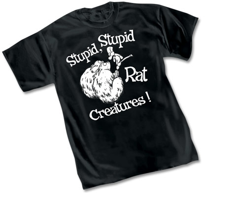 BONE:STUPID, STUPID T-Shirt by Jeff Smith