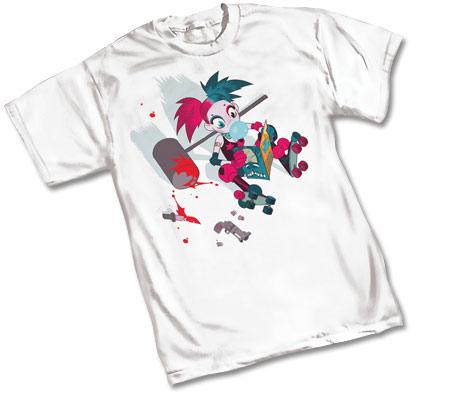 HARLEYQUINN:ROLLER T-Shirt