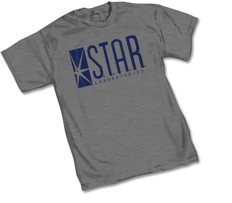 STAR LABORATORIES Women's Tee