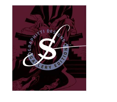 THE SANDMAN Gallery Edition • Kieth/Gaiman Signed Edition