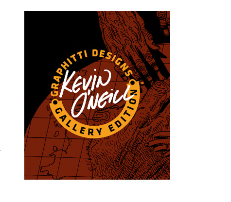 LOEG: KEVIN O'NEILL Gallery Edition • Signed Edition