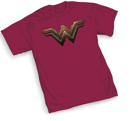 BvS: WONDER WOMAN SYMBOL T-Shirt