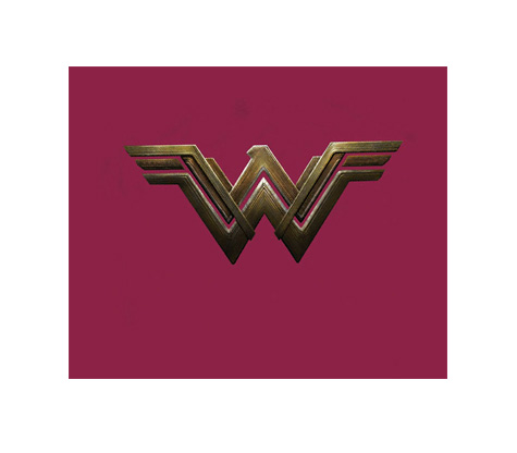 BvS: WONDER WOMAN SYMBOL Women's Tee