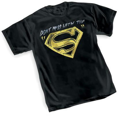 SUPERBOY: DMW T-Shirt by Babs Tarr
