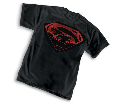 BvS: BATTLE SYMBOL T-Shirt