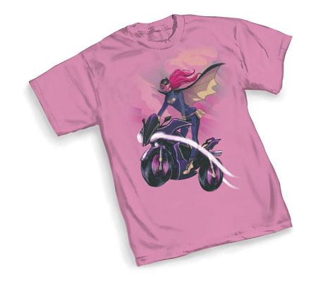 BATGIRL: SOAR T-Shirt by Babs Tarr