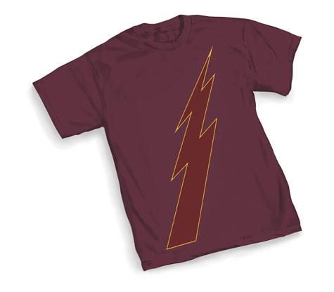 FLASH EARTH 2 SYMBOL T-Shirt • L/A