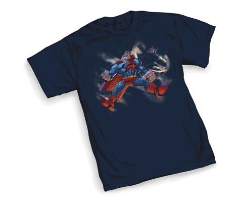 DK III:MANOFSTEEL T-Shirt by Frank Miller
