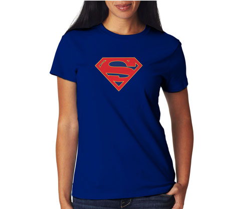 SUPERGIRL TV SYMBOL Women's Tee