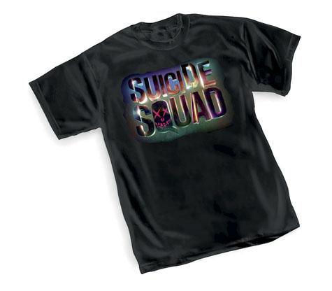 SUICIDE SQUAD LOGO T-Shirt