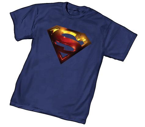 SUPERGIRL 3-D SYMBOL T-Shirt