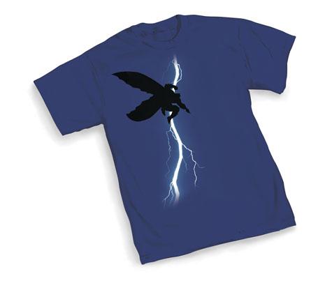 DARK KNIGHT: BOLT T-Shirt by Frank Miller & Lynn Varley