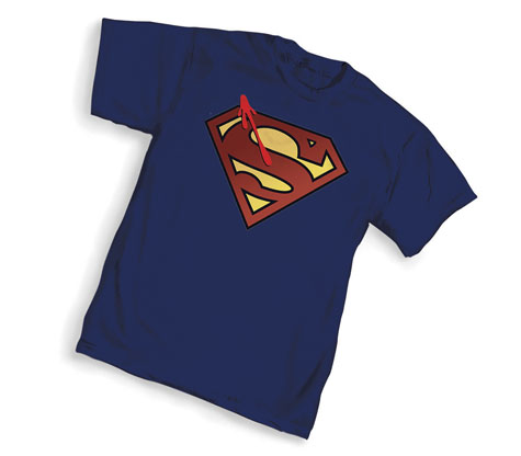WATCHMEN/SUPERMAN SYMBOL T-Shirt