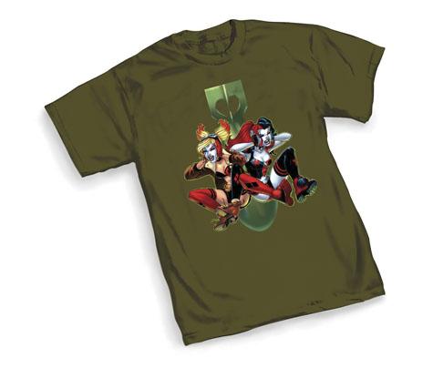 HARLEY QUINN: BOOM! T-Shirt by Amanda Conner