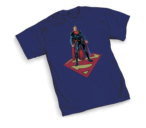 SUPERMAN: REBIRTH T-Shirt by Jim Lee