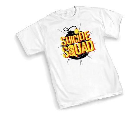 SUICIDE SQUAD: BOMB T-Shirt