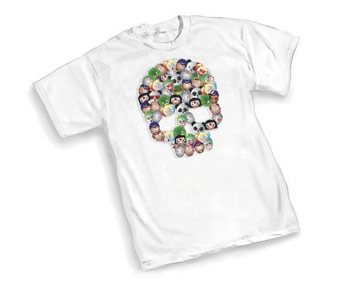 SUICIDE SQUAD: SKULL T-Shirt