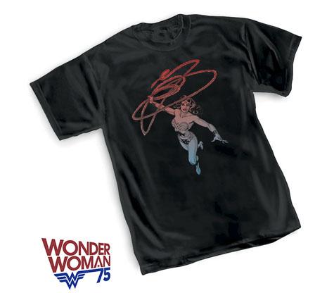 WONDER WOMAN: RETRO T-Shirt