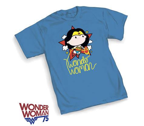 WONDER WOMAN: CUTIE II T-Shirt