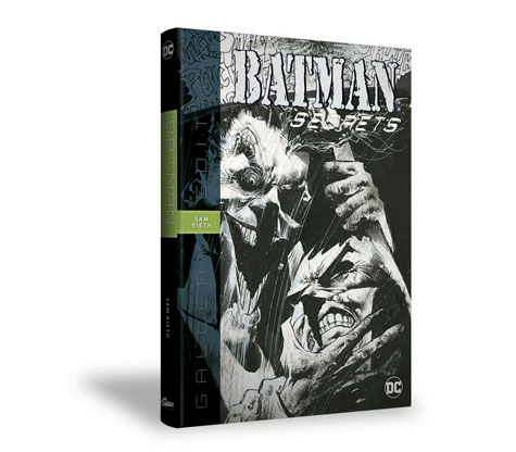 BATMAN: SECRETS-SAM KIETH Gallery Edition • Regular Edition