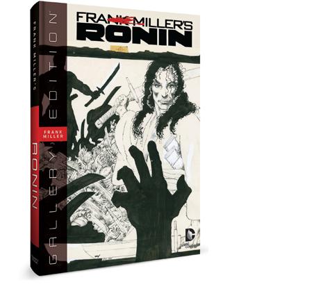 FRANK MILLER'S RONIN Regular Edition (CLONE)