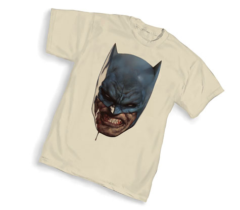 BATMAN: ALL-STAR FACE T-Shirt by Ben Oliver