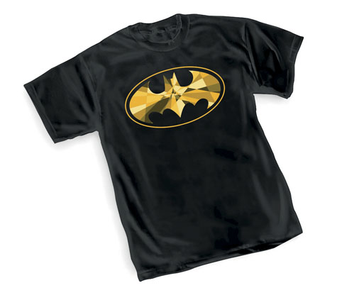 BATMAN CUBE SYMBOL T-Shirt