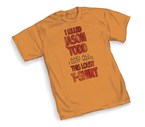 JASONTODD: R.I.P. T-Shirt